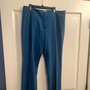 Size 8 Dark Teal dress pants